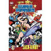 Hq Gibi - Lendas Do Universo Dc Super Powers N° 1 Jack Kirby