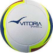 Bola Futsal Vitória Oficial Termofusion 8 Gomos MX 1000