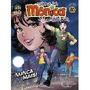 Hq Turma Da Mônica Jovem 1ª Série - N° 93 - Nunca Mais