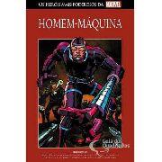 Heróis Mais Poderosos Da Marvel N° 95 Homem-máquina Salvat