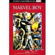 Heróis Mais Poderosos Da Marvel - Marvel Boy N° 89 - Salvat
