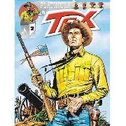 Hq Gibi - Tex Platinum N° 2 O Ouro Dos Confederados - Mythos