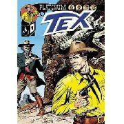 Hq Gibi - Tex Platinum N° 1 O Caçador De Fósseis - Mythos