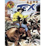 Hq Gibi - Tex Platinum N° 3 As Duas Faces Da Vingança