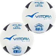 Bola Futsal Vitória Oficial Brx 500 - Kit Com 2 Unidades