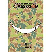 Hq Mangá Assassination Classroom 14