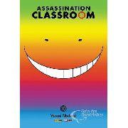 Hq Mangá Assassination Classroom 10