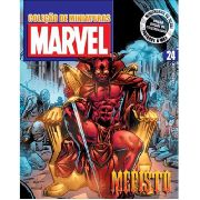 Marvel Figurines Edição 24 - Miniatura Mefisto