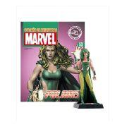 Marvel Figurines Edição 53 - Miniatura Polaris