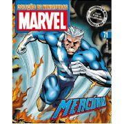 Marvel Figurines Edição 71 - Miniatura Mercúrio