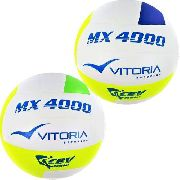 Bola Volei Oficial Vitoria Mx4000 - 2 Unidades