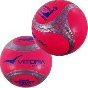 Kit 2 Bolas Futsal Vitoria Oficial Termotec Feminina