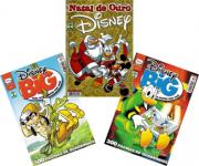 3 Hqs Disney Especial Sortidos Gibi Quadrinhos
