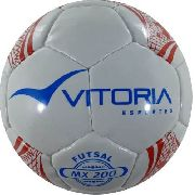 Bola Futsal Vitória Oficial Costurada Sub 13 Max 200 (infan)