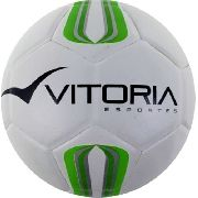 Bola Futsal Vitória Prata Oficial Sub 9 Maxi 50 (pré-mirim)