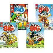 4 Hqs Disney Big Especial Nº 28 29 30 E 31 Gibi Quadrinhos