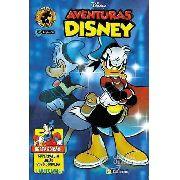 Revista Gibi Em Quadrinhos Aventuras Disney Nº 0 Hq 2019