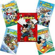 Kit 5 Edições Novas Hqs Gibis Disney 2019 Gibi Nº 1