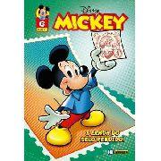 Revista Gibi Em Quadrinhos Mickey Nº 1 Hq Disney 2019