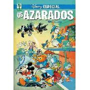 Revista Hq Gibi - Disney Especial Azarados - Quadrinhos