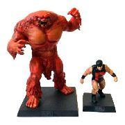 Coleção Marvel Especial - Sasquatch & Pigmeu - Eaglemoss