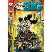 Revista Hq Gibi - Disney Big Ratópolis N° 45 - Quadrinhos
