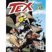 Revista Hq Gibi - Tex Mensal 544 - Fuga Desesperada