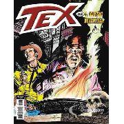 Revista Hq Gibi - Tex Mensal 550 - A Mansão Demoníaca