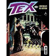 Revista Hq Gibi - Tex Mensal 536 - Atentado Em San Antonio