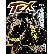 Revista Hq Gibi - Tex Mensal 534 - A Noite Da Justiça