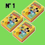 Kit Com 3 Cx Box Especial 5 Novas Edições Disney 2019 Nº 1