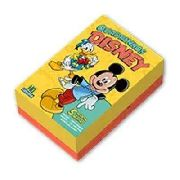 Box Especial 5 Novas Edições Disney  Nº 1