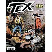 Revista Hq Gibi - Tex Mensal 531 - Cobiça