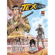 Revista Hq Gibi -tex Graphic Novel Drama No Deserto - Vol 3