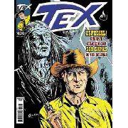 Revista Hq Gibi - Tex Coleção 400 - A Feiticeira - C/ Encarte