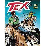 Revista Hq Gibi - Tex Mensal 554 - Ouro Negro