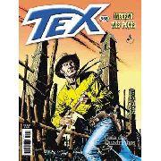 Revista Hq Gibi - Tex Mensal 555 - Inferno Nos Poços
