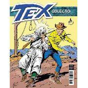 Revista Hq Gibi - Tex Coleção 404 - A Seita Dos Três K