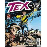 Revista Hq Gibi - Tex Mensal 568 - Os Rangers De Lost Valley
