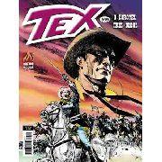 Revista Hq Gibi - Tex Mensal 569  - O Coronel Três Dedos
