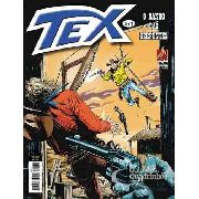 Revista Hq Gibi - Tex Mensal 571 - O Bando Das Serpentes