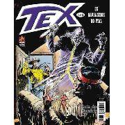 Revista Hq Gibi - Tex Mensal 574 - Os Cavaleiros Do Mal