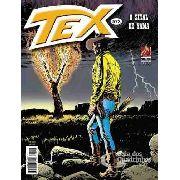 Revista Hq Gibi - Tex Mensal 573 - O Sinal De Yama