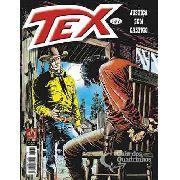 Revista Hq Gibi - Tex Mensal 577 - Justiça Sem Castigo
