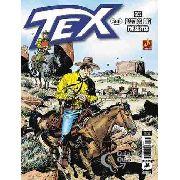 Revista Hq Gibi - Tex Mensal 580 - Nos Rastros Dos Forrester