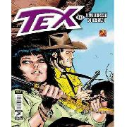 Revista Hq Gibi - Tex Mensal 583 - A Prisioneira Do Deserto
