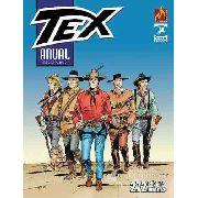 Revista Hq Gibi - Tex Anual 19 - O Nascimento De Um Herói