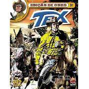 Revista Hq Gibi - Tex Ouro 91 - Os Lobos Vermelhos