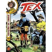 Revista Hq Gibi - Tex Ouro 93 - O preço da honra