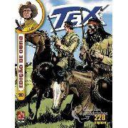 Revista Hq Gibi - Tex Ouro 90 - Os Irmãos Donegan